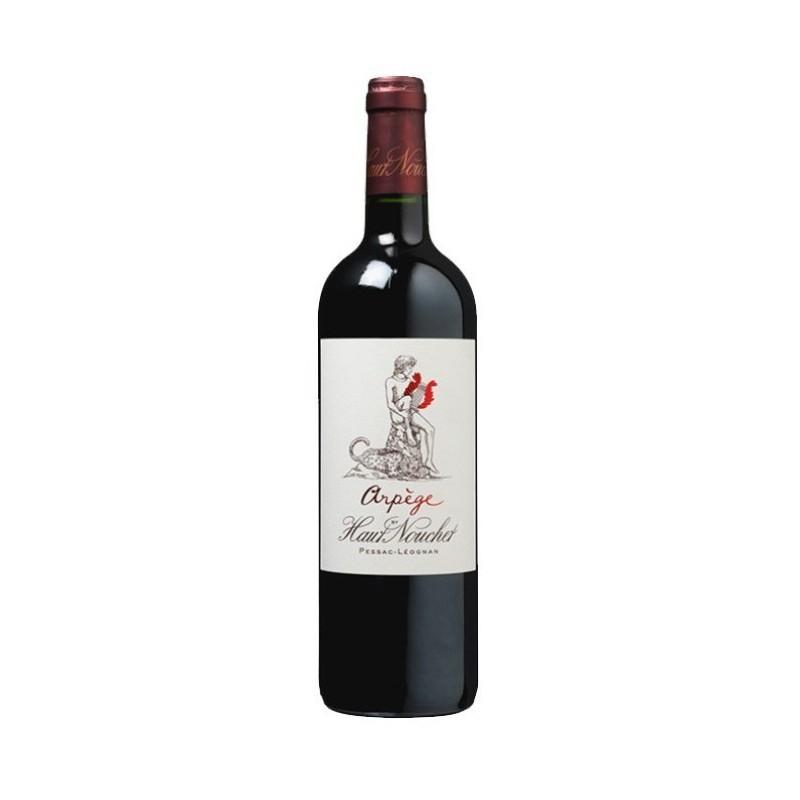 achat vin arpege by haut nouchet 2015 rouge vin rouge. Black Bedroom Furniture Sets. Home Design Ideas